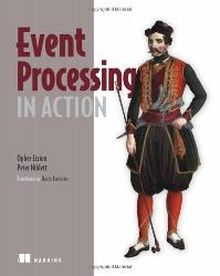 Event Processing in Action cover