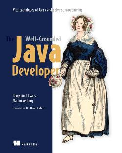 The Well-Grounded Java Developer cover