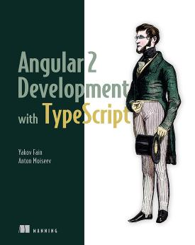 Angular 2 Development with TypeScript cover