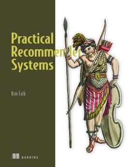 Practical Recommender Systems cover