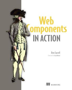 Web Components in Action cover