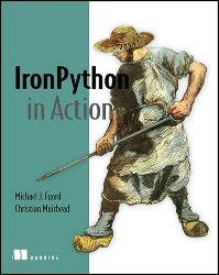 IronPython in Action cover