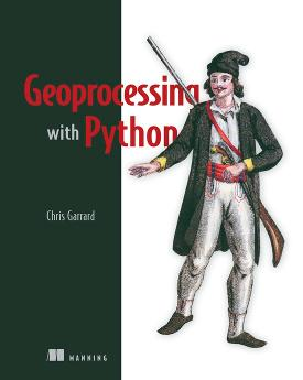 Geoprocessing with Python cover