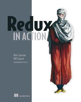 Redux in Action cover