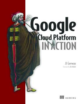 Google Cloud Platform in Action cover