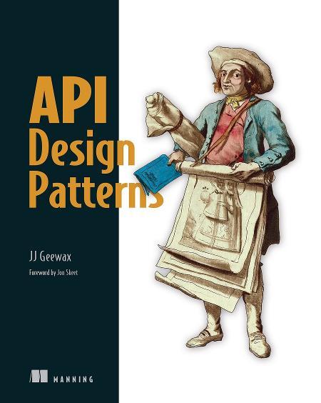 API Design Patterns MEAP V07 cover