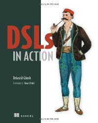 DSLs in Action cover