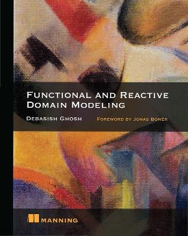Functional and Reactive Domain Modeling cover