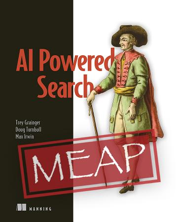 AI-Powered Search MEAP V08 cover