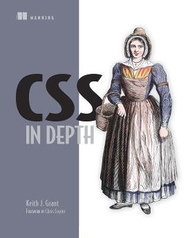 CSS in Depth cover