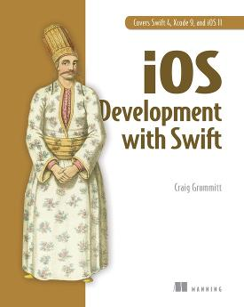iOS Development with Swift cover