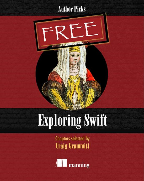 Exploring Swift cover