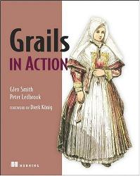 Grails in Action cover