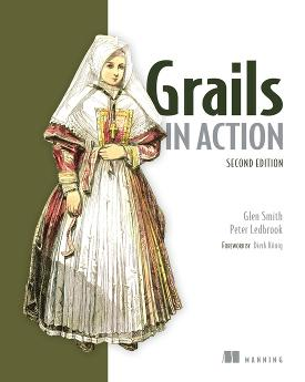 Grails in Action, Second Edition cover