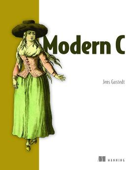 Modern C cover