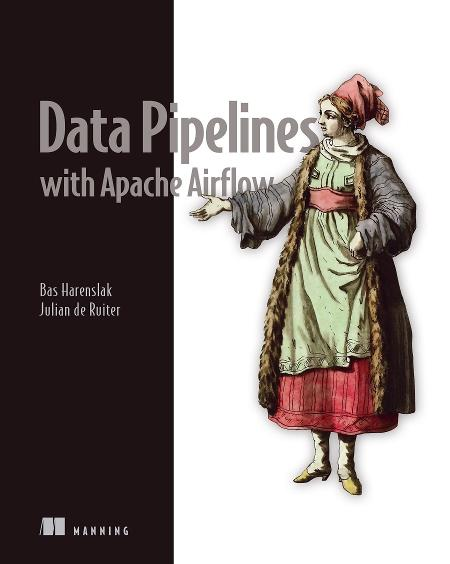 Data Pipelines with Apache Airflow MEAP V06 epub cover