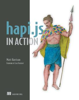 hapi.js in Action cover