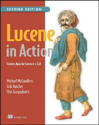 Lucene in Action, Second Edition cover