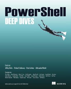 PowerShell Deep Dives cover