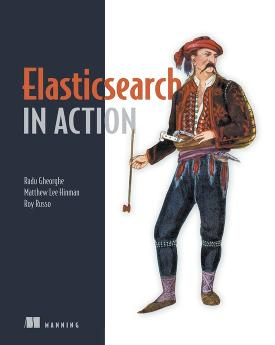 Elasticsearch in Action cover
