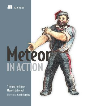 Meteor in Action cover