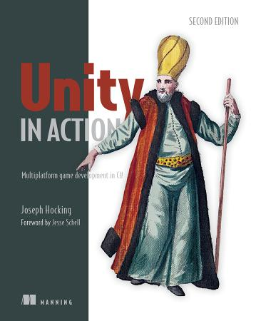 Unity in Action cover