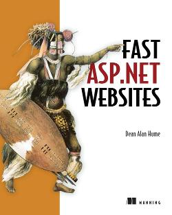 Fast ASP.NET Websites cover