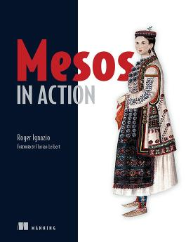 Mesos in Action cover
