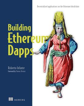 Building Ethereum Dapps: Decentralized applications on the Ethereum blockchain cover