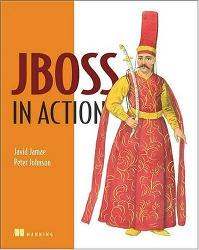 JBoss in Action: Configuring the JBoss Application Server cover