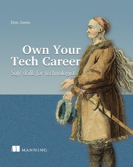 Own Your Tech Career MEAP V04 cover