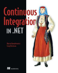 Continuous Integration in .NET cover