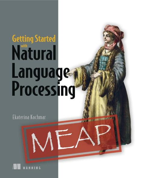 Getting Started with Natural Language Processing MEAP V07 cover