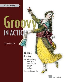 Groovy in Action, Second Edition cover