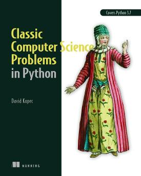 Classic Computer Science Problems in Python cover