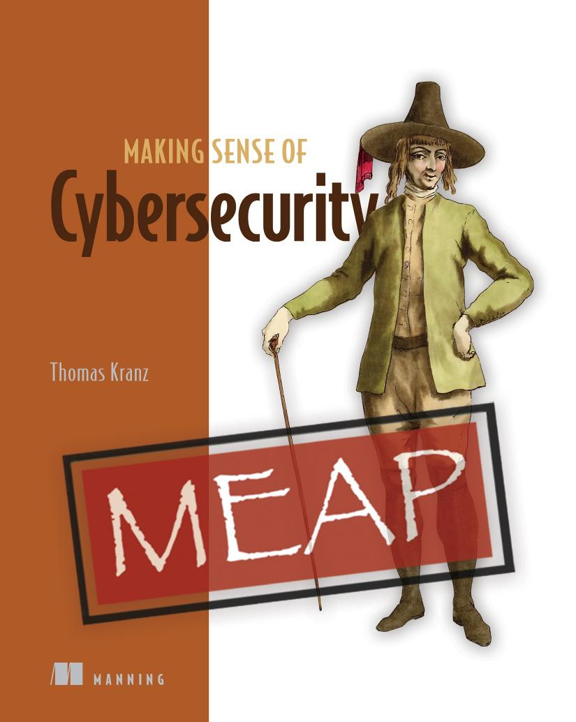 Making Sense of Cyber Security MEAP V01 cover
