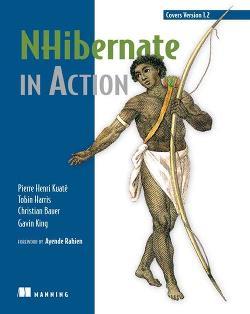 NHibernate in Action cover