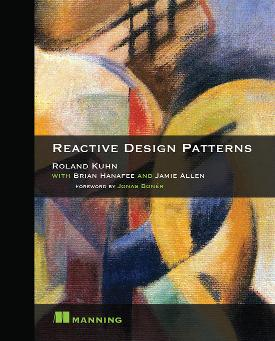 Reactive Design Patterns cover