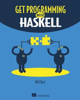 Get Programming with Haskell cover