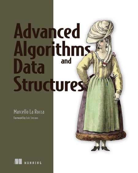Advanced Algorithms and Data Structures MEAP V14 cover