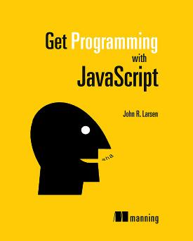 Get Programming with JavaScript cover