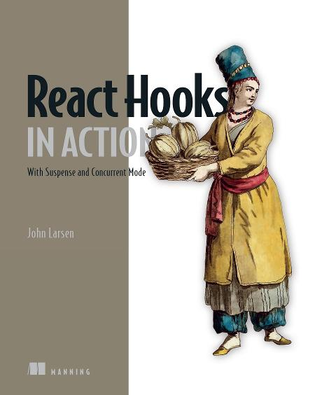 React Hooks in Action MEAP V06 epub cover