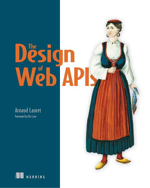 The Design of Web APIs cover