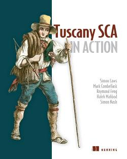 Tuscany SCA in Action cover