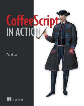 CoffeeScript in Action cover