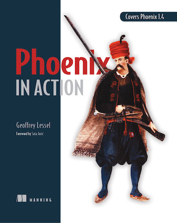 Phoenix in Action cover