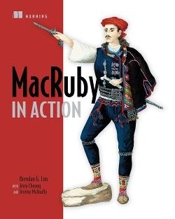 MacRuby in Action cover
