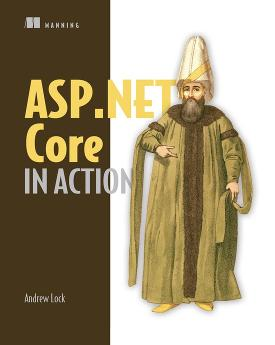 ASP.NET Core in Action cover