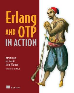 Erlang and OTP in Action cover