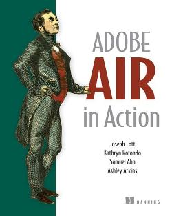 Adobe AIR in Action cover